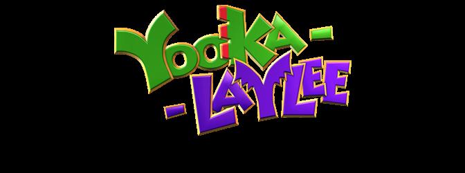 Resultado de imagem para yooka laylee logo png